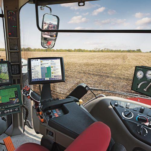 Sistemas de monitoreo y control para sembradoras